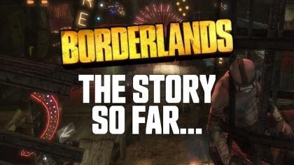 Borderlands 3 – Сюжетный трейлер прошлых игр серии