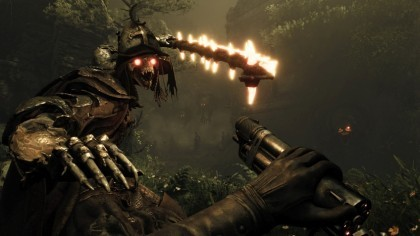 Witchfire – Короткий отрезок игрового процесса игры