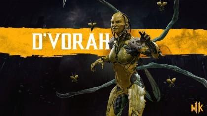Mortal Kombat 11 – Демо-геймплей за Ди'Вору (Способности и умения)