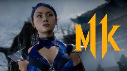 Mortal Kombat 11 – Демо-геймплей за Китану (Способности и умения)