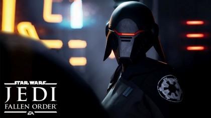 Star Wars Jedi: Fallen Order – Официальный трейлер-анонс игры