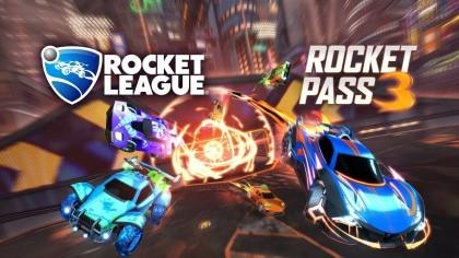 Rocket League – Трейлер третьего «Rocket Pass»