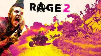 Rage 2 – Новый геймплей с выставки «PAX East 2019»