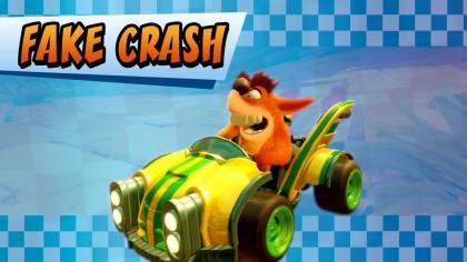 Crash Team Racing – Свежий трейлер ремейка игры