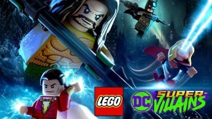 LEGO DC Super-Villains – Трейлер дополнения «Шазам» в честь выхода фильма