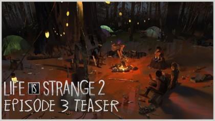 Life is Strange 2 – Тизер-трейлер третьего эпизода «Глушь»