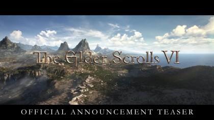 The Elder Scrolls 6 – Официальный тизер-трейлер анонса игры с выставки «E3 2018»