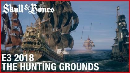 Skull and Bones – Геймплейный трейлер с выставки «E3 2018»