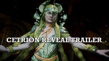 Mortal Kombat 11 – Официальный трейлер нового бойца «Сэтриона»