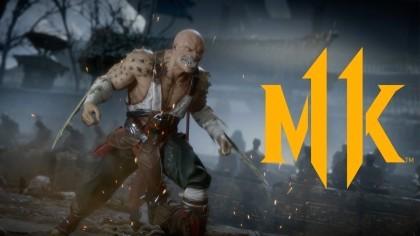 Mortal Kombat 11 – Трейлер фаталити в игре