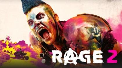 RAGE 2 – Трейлер официального чит-кода к игре «Он жжёт!»