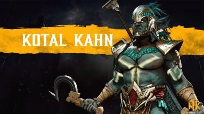 Mortal Kombat 11 – Официальный трейлер героя «Коталь Кан»
