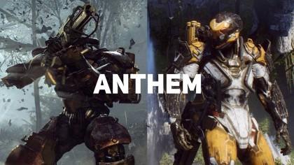 как пройти Anthem видео