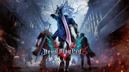 прохождение Devil May Cry V