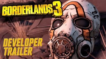 Borderlands 3 – Официальный трейлер игры