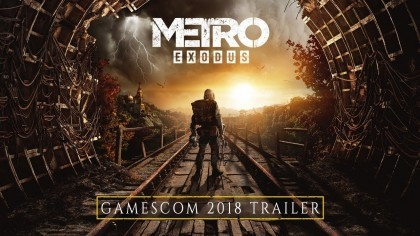 Metro: Exodus – Трейлер с выставки «Gamescom 2018» (На русском)