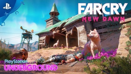 Far Cry: New Dawn – 12 минут свежего игрового процесса (Новый геймплей)