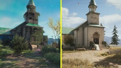 Far Cry: New Dawn – Сравнение локаций с Far Cry 5
