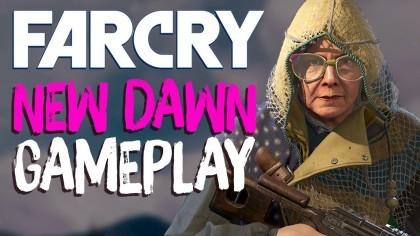 Far Cry: New Dawn – 8 минут игрового процесса (Первый геймплей)