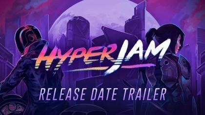 Hyper Jam – Трейлер с датой выхода игры