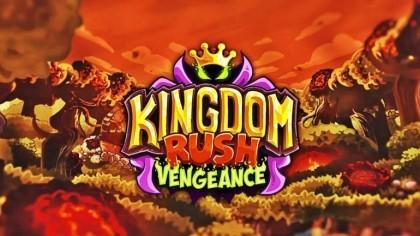 как пройти Kingdom Rush: Vengeance видео