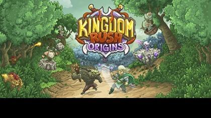 как пройти Kingdom Rush Origins видео