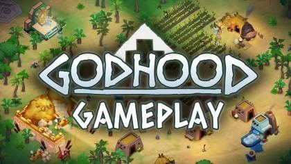 Godhood – Тизер-трейлер геймплея игры