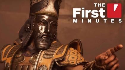 Assassin's Creed Odyssey: Наследие первого клинка – Первые 11 минут дополнения