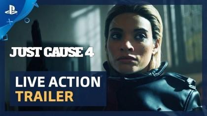 Just Cause 4 – Живой трейлер игры