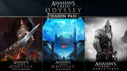 Assassin's Creed Odyssey – Трейлер первого дополнения «Наследие первого клинка»
