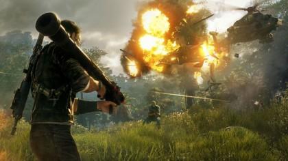 Just Cause 4 – Самые разрушительные виды оружия (Новый геймплей)