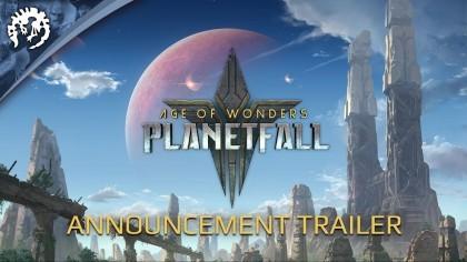 Трейлеры - Age of Wonders: Planetfall – Дебютный трейлер