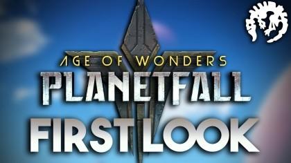 Геймплей - Age of Wonders: Planetfall – Первая демонстрация игрового процесса (Геймплей)