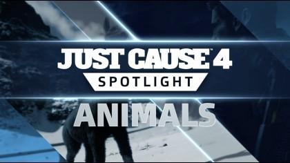 Just Cause 4 – Трейлер животных в игре