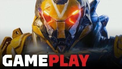 Геймплей - Anthem – 40 минут игрового процесса (Новый геймплей)