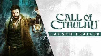 Call of Cthulhu – Релизный трейлер игры