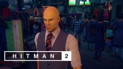 HITMAN 2 – Новый трейлер «Совершенный Агент 47»