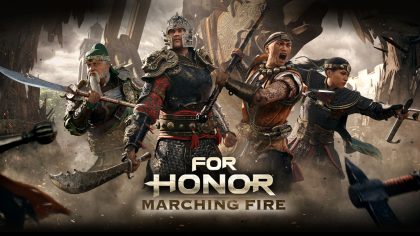 For Honor: Marching Fire – Трейлер выхода дополнения