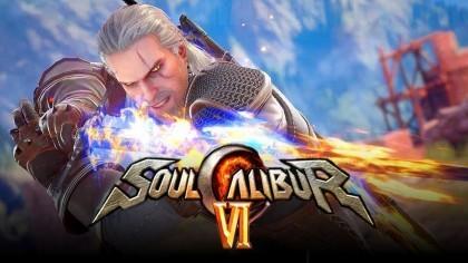 SoulCalibur 6 – Демонстрация кампании за Геральта из Ривии (Геймплей)