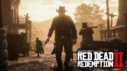 Red Dead Redemption 2 – Демонстрация игрового процесса (Часть 1)