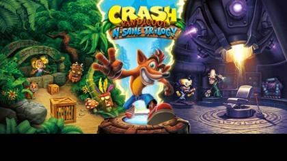 как пройти Crash Bandicoot N. Sane Trilogy видео