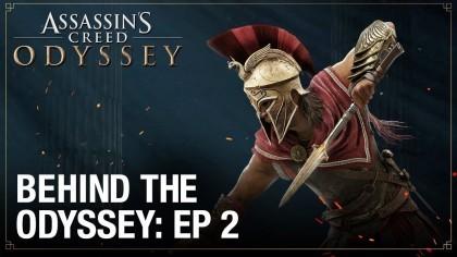 Assassin's Creed Odyssey – Демонстрация боевой системы (Геймплей)
