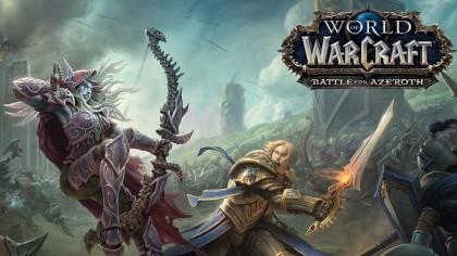 World of Warcraft: Battle for Azeroth – Трейлер в честь релиза дополнения [RU]