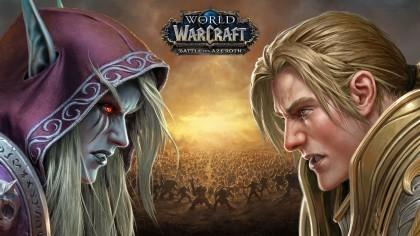 World of Warcraft: Battle for Azeroth – Новый ролик «Война шипов: глава первая» [RU]