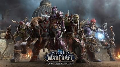 World of Warcraft: Battle for Azeroth – Новый ролик «Победа над Легионом: эпилог для Орды» [RU]