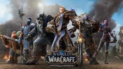 World of Warcraft: Battle for Azeroth – Новый ролик «Победа над Легионом: эпилог для Альянса» [RU]