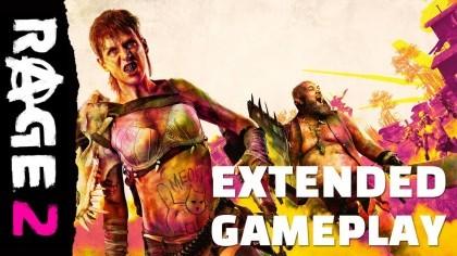 RAGE 2 – Атака на «Эден» – дополненное видео игрового процесса (Новый геймплей) [RU]
