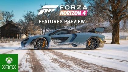 Forza Horizon 4 – Трейлер особенностей игры