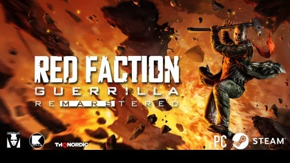 как пройти Red Faction: Guerrilla Re-Mars-tered видео
