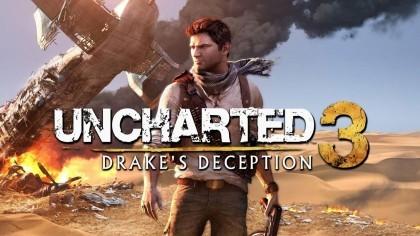 как пройти Uncharted 3: Drake's Deception видео